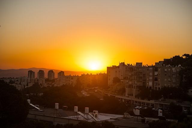 """חיפה הופכת ליעד נדל""""ני בקרב זוגות צעירים"""